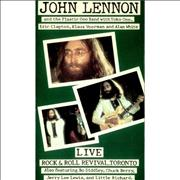 Click here for more info about 'John Lennon - Live Rock & Roll Revival, Toronto'
