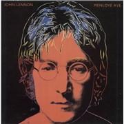 Click here for more info about 'John Lennon - Menlove Ave - 1st'