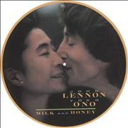 Click here for more info about 'John Lennon - Milk And Honey'