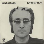 Click here for more info about 'John Lennon - Mind Games + Sleeve - EX'