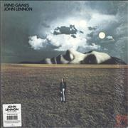 Click here for more info about 'John Lennon - Mind Games - 180 Gram'