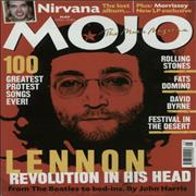 Click here for more info about 'John Lennon - Mojo - May 2004'