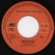 Click here for more info about 'John Lennon - Nadie Me Dijo'