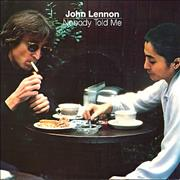 Click here for more info about 'John Lennon - Nobody Told Me'