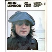 Click here for more info about 'John Lennon - One Day At A Time'
