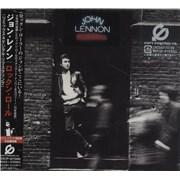 John Lennon Rock 'N' Roll - Sealed Japan CD album Promo