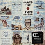 Click here for more info about 'John Lennon - Shaved Fish - 180gm - Sealed'
