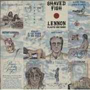 John Lennon Shaved Fish - 1st - EX UK vinyl LP