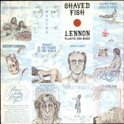 Click here for more info about 'John Lennon - Shaved Fish - Purple Label'
