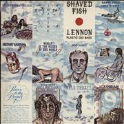 Click here for more info about 'John Lennon - Shaved Fish'
