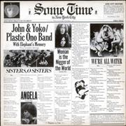 Click here for more info about 'John Lennon - Some Time In New York City - Complete - MINT'