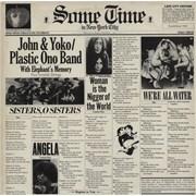John Lennon Some Time In New York City - Ex UK 2-LP vinyl set