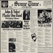 Click here for more info about 'John Lennon - Some Time In New York City - Mislabeled Purple Lbl'