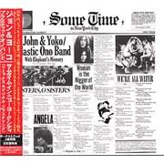 John Lennon Sometime In New York City Japan CD album
