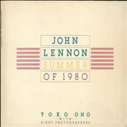 Click here for more info about 'John Lennon - Summer Of 1980'