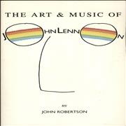 Click here for more info about 'The Art & Music Of John Lennon'