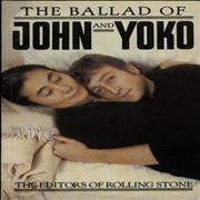 Click here for more info about 'John Lennon - The Ballad Of John And Yoko - 1st'