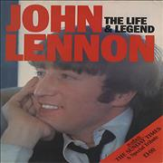 Click here for more info about 'John Lennon - The Life & Legend'