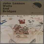 Click here for more info about 'John Lennon - Walls And Bridges'