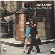 Click here for more info about 'John Lennon - Watching The Wheels'