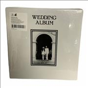 Click here for more info about 'John Lennon - Wedding Album - Clear Vinyl - Sealed Box'