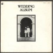 Click here for more info about 'John Lennon - Wedding Album - EX'