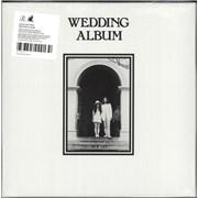 Click here for more info about 'John Lennon - Wedding Album - White Vinyl - Sealed Box'