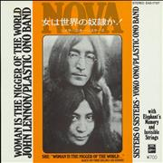 Click here for more info about 'John Lennon - Woman Is The Nigger Of The World'