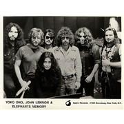 Click here for more info about 'John Lennon - Yoko Ono, John Lennon & Elephant's Memory'