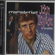 Click here for more info about 'John Leyton - Remembering John Leyton The Anthology'