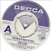 Click here for more info about 'John Lodge - Children Of Rock 'N' Roll - A Label'