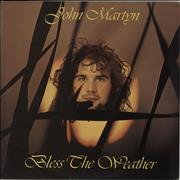 Click here for more info about 'John Martyn - Bless The Weather - 3rd - Gold promo stamped'