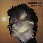 Click here for more info about 'John Martyn - Inside Out - 4th - G/F Factory Sample'