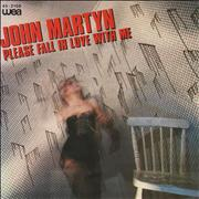 Click here for more info about 'John Martyn - Please Fall In Love With Me - P/S'