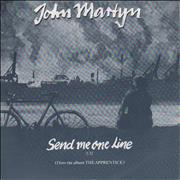 Click here for more info about 'John Martyn - Send Me One Line - P/S'