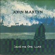Click here for more info about 'John Martyn - Send Me One Line'