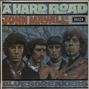 Click here for more info about 'John Mayall - A Hard Road - 1st'