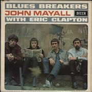 Click here for more info about 'John Mayall - Blues Breakers - 1st - DG - VG'