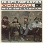 Click here for more info about 'John Mayall - Blues Breakers - 1st (B) - EX'