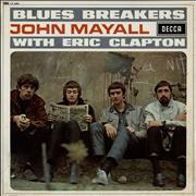 Click here for more info about 'John Mayall - Blues Breakers - 1st (A) - VG'