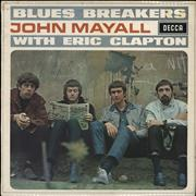Click here for more info about 'John Mayall - Blues Breakers - 2nd - EX'