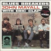 Click here for more info about 'John Mayall - Blues Breakers - Geen Vinyl'