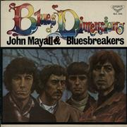 Click here for more info about 'John Mayall - Blues Dimension'