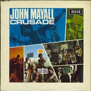 Click here for more info about 'John Mayall - Crusade - 1st Deep Groove'