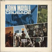Click here for more info about 'John Mayall - Crusade - 1st'