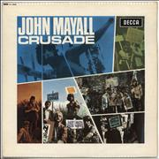 Click here for more info about 'John Mayall - Crusade - EX'