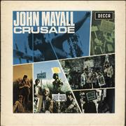 Click here for more info about 'John Mayall - Crusade - VG'