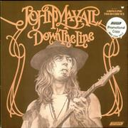 Click here for more info about 'John Mayall - Down The Line'