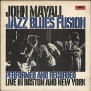 Click here for more info about 'John Mayall - Jazz Blues Fusion - VG/EX'