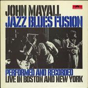 Click here for more info about 'John Mayall - Jazz Blues Fusion'